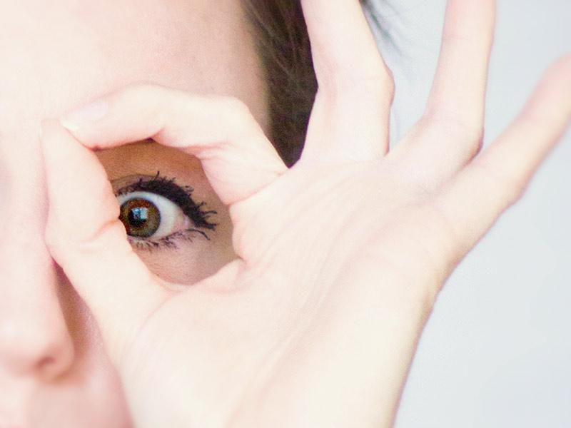 Rééducation des yeux
